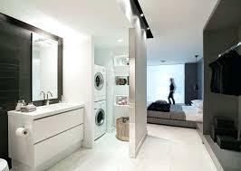 bathroom with laundry room ideas bathroom laundry combo tbya co