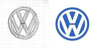 vw logos joe martz photography u0026 design blog drawing logos from memory