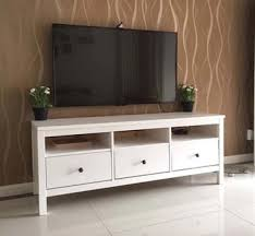 hemnes tv bench hemnes tv bench white stain zoomly