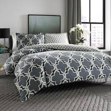 Geometric Duvet Cover Grey Geometric Duvet Covers Bedding Bed U0026 Bath Kohl U0027s