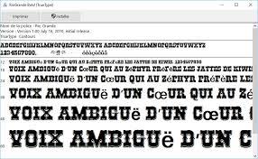 windows 10 ajouter des polices de caractères dans windows médiaforma