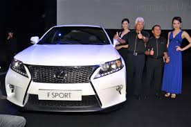 lexus car centre penang launch the new lexus rx luxury crossover from rm359 800 rm525