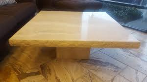 travertine coffee table square travertine coffee table round with wood base tags 28 amazing