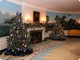 the white house is visible in christmas pinterest white houses