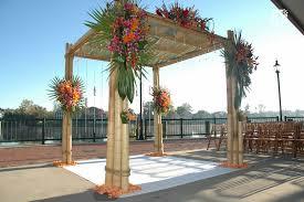 bamboo chuppah altar chuppah event decorators occasions by shangri la
