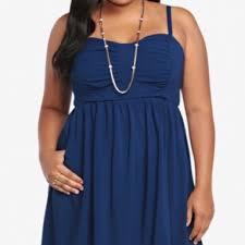 59 off torrid dresses u0026 skirts sold navy blue torrid sundress w