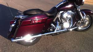 2007 harley davidson street glide ebay auction youtube