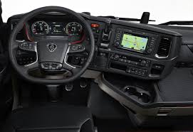 mitsubishi fuso interior new scania s and r trucks launched commercial motor