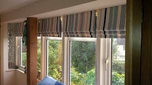 garden room blinds curtains by clare marie