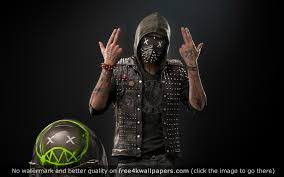wrench junior robot watch dogs 2 wallpaper https