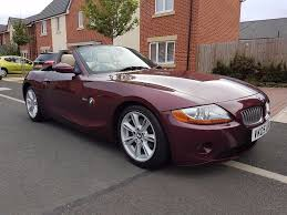 5 695 bmw z4 3 0 i se roadster 2dr honest car and a bargain in
