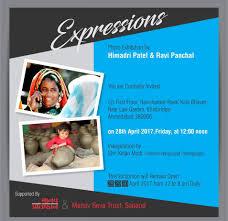 ketan gupta expressions photo exhibition ravishankar raval kala bhavan ahmedabad