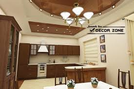 crafty pop ceiling design for kitchen best collection of