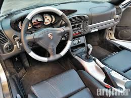 1991 porsche 911 turbo interior 2003 porsche 996 twin turbo evoms 996 european car magazine