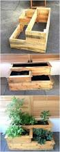 best 25 pallet planters ideas on pinterest herb garden pallet