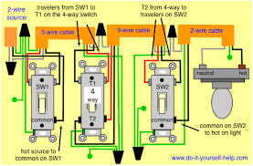 wiring diagram 4 way switch source hubby