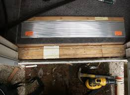 Replacing An Exterior Door Threshold The Home Of Diy How To Install Repairexterior Door Threshold Sill