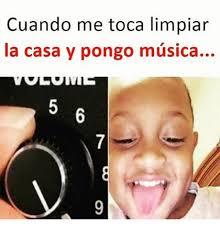 Musica Meme - cuando me toca limpiar la casa y pongo musica meme on me me