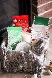four ideas to make your season merry lindt chocolate
