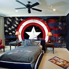 Best Yr Old Boys Room Images On Pinterest Boy Bedrooms - Boys bedroom wallpaper ideas