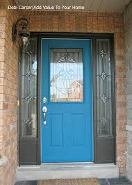Paint A Front Door Best Front Door Color For Selling A House Btca Info Examples