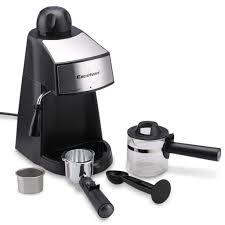 best budget espresso machine brew it black