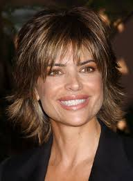 what is the texture of rinnas hair lisa rinna lisa rinna shag hairstyles and square face hairstyles