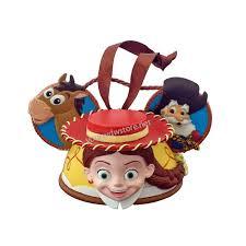 wdw store disney ear hat ornament toy story jessie