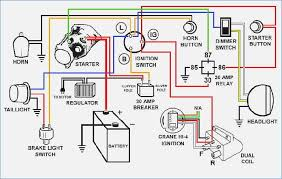 simple car wiring diagram justmine co