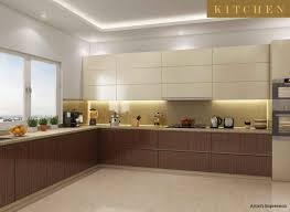 Godrej Kitchen Interiors Raheja Imperia Worli Mumbai Raheja Universal Walls N Roof