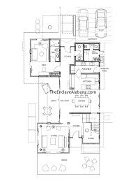 model homes floor plans the enclave alabang house and lot throught lot