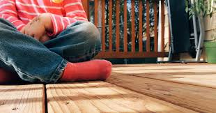deck staining temps is it ever too or too cold