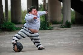 Fat Asian Baby Meme - psbattle asian kid playing with ball photoshopbattles
