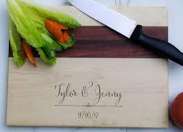 cutting board wedding gift personalized cutting board custom cutting board engraved cutting