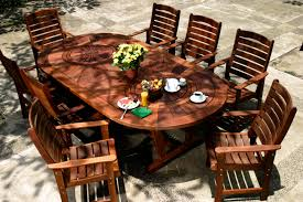 Mango Wood Outdoor Furniture - bunch ideas of lomond dining table set mango wood and black for