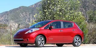 leaf nissan 2013 bbc autos nissan leaf charges through mid life