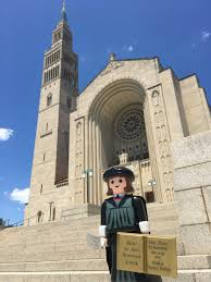 thesis of martin luther german embassy on twitter playmobil luther was at catholicuniv this week for