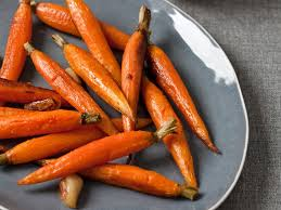 whole roasted carrots with garlic recipe grace parisi food wine