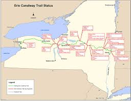 Buffalo State Map by Parks U0026 Trails New York Close The Gaps