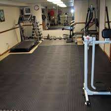 beautiful idea flooring for exercise room in basement exercise
