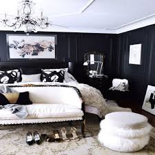 room with black walls decorating ideas for dark colored bedroom walls