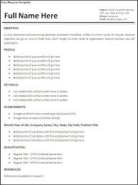Resume Parser Php Wwwfree Resume Resume Template And Professional Resume
