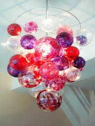 Glass Bubble Chandelier Glass Blowers U0026 Blowing Studio In Michigan Jordan Valley Glassworks