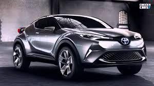 toyota chr toyota chr concept 2015 2016 new toyota c hr hybrid crossover