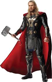 Thor Halloween Costume Couples Halloween Costumes Short Hair Blond Beard Edition