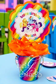 my pony centerpieces giggle bean my pony decorations