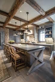 Kitchen Interiors Design Best 25 Rustic Kitchens Ideas On Pinterest Rustic Kitchen