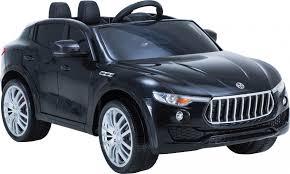 maserati jeep maserati levante 4 wheel drive 4x4 style ride on jeep 12v black