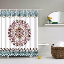 online get cheap bohemian shower curtains aliexpress com