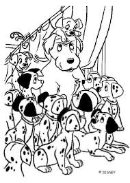 dalmatians puppies coloring pages hellokids